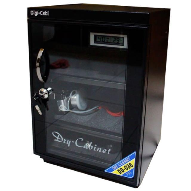 WTS: Digi-Cabi DB-036 Dry Cabinet (Used)