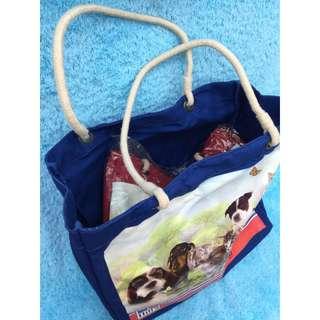 希爾思 環保袋 狗 貓咪 寵物