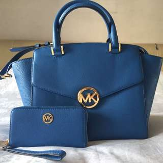 Brand new MK handbag and Wallet