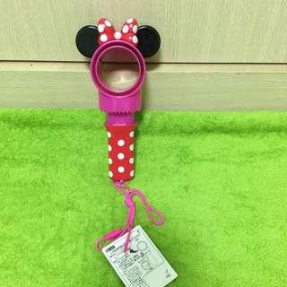 東京迪士尼 米妮 無葉片電扇 隨身攜帶方便