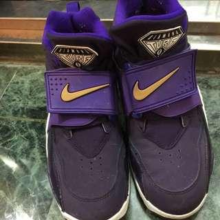 nike紫鑽石 九成新沒摩傷 付鞋盒6.5y 可議價😉