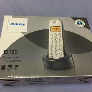 Philip DECT Cordless Phone D120