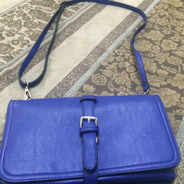 時尚寶藍包
