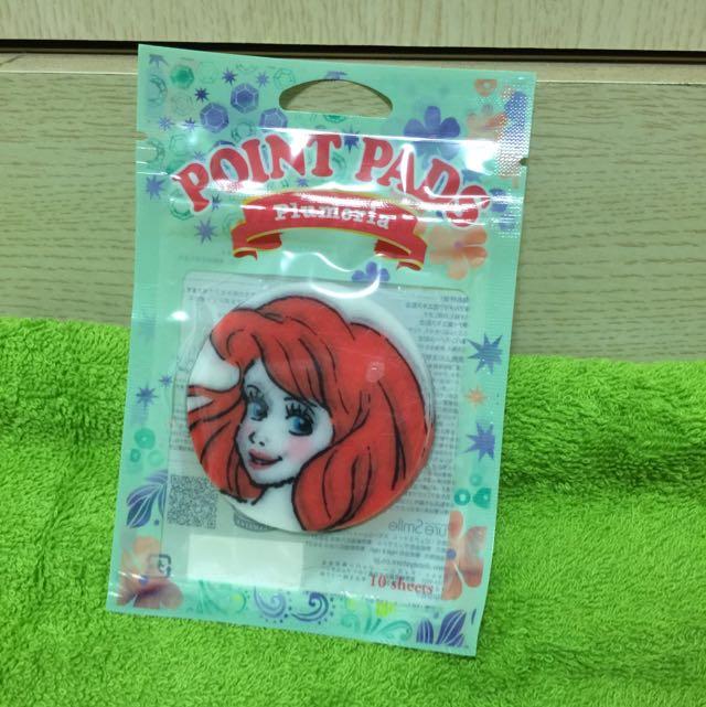 東京迪士尼 全新 小美人魚面膜