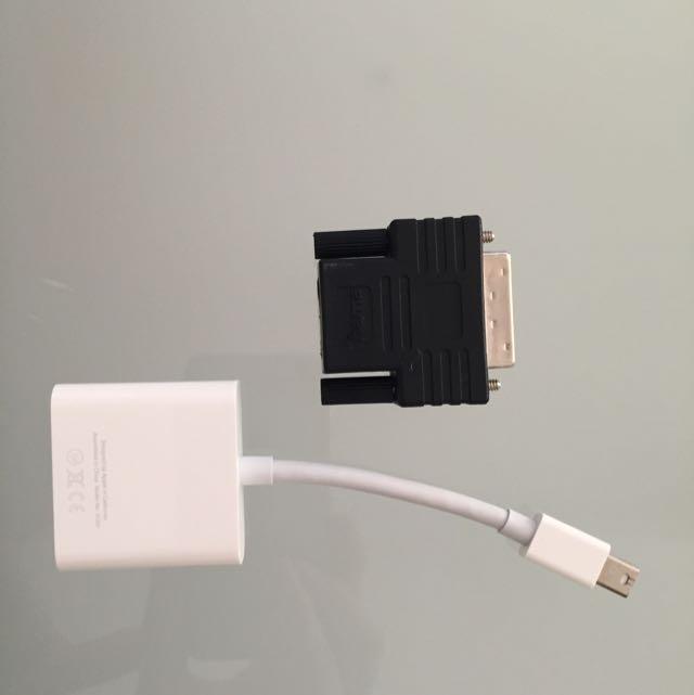 Apple mini Display Port Adapter DVI / HDMI