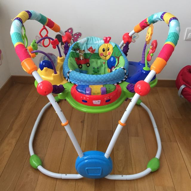 294d5366f45d Baby Einstein Play Jumper Exerciser