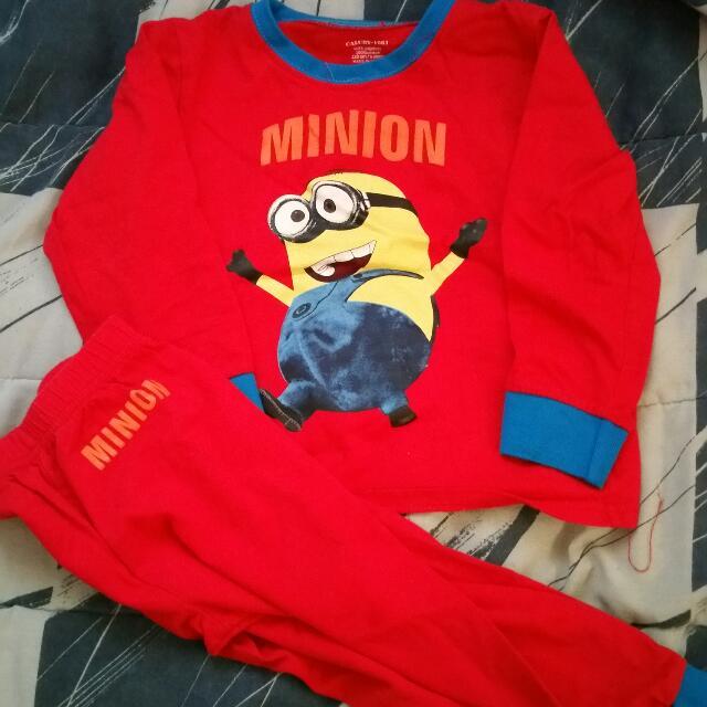 Minion Pajamas