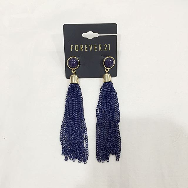 Tassel Earrings F21