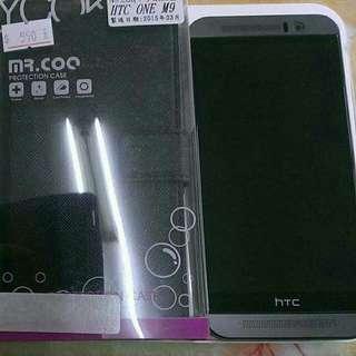 HTC M9 32g極致灰黑色 9.9新