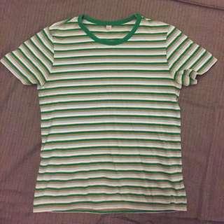 Uniqlo貼身T恤