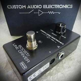 *Reserved*Custom Audio Boost Line Driver