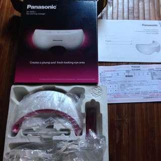 全新Panasonic 國際牌眼部溫感按摩器 (保留中)