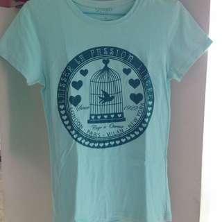 Light Blue Tee-shirt