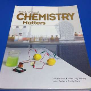 O Levels Chemistry Textbook