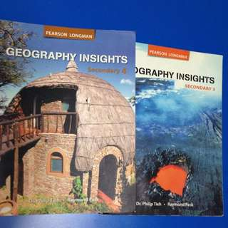 Geography Insights Sec 3 And 4