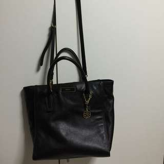 DKNY Tote Bag With Sling Almost Brand New