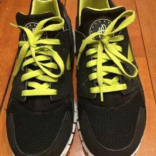 Nike Huarache uk8 黑色 asos購入