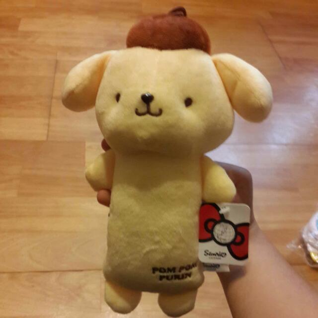 三麗歐長形娃娃