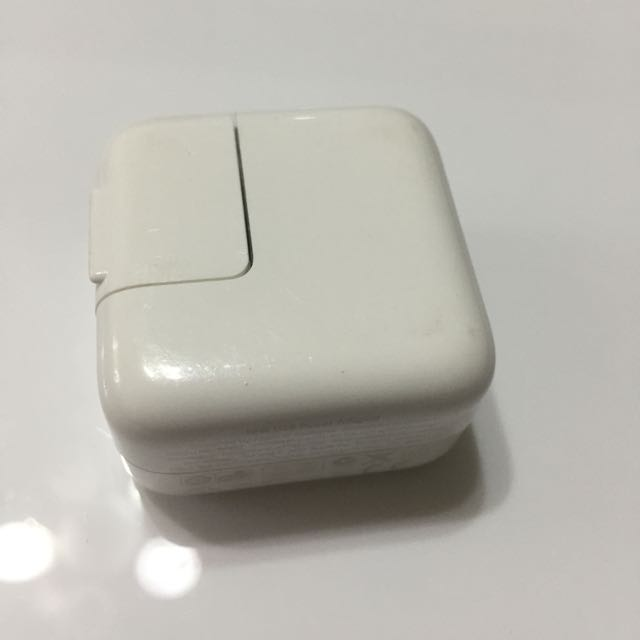 原廠 iPad 二手 豆腐充 充電頭 充電器
