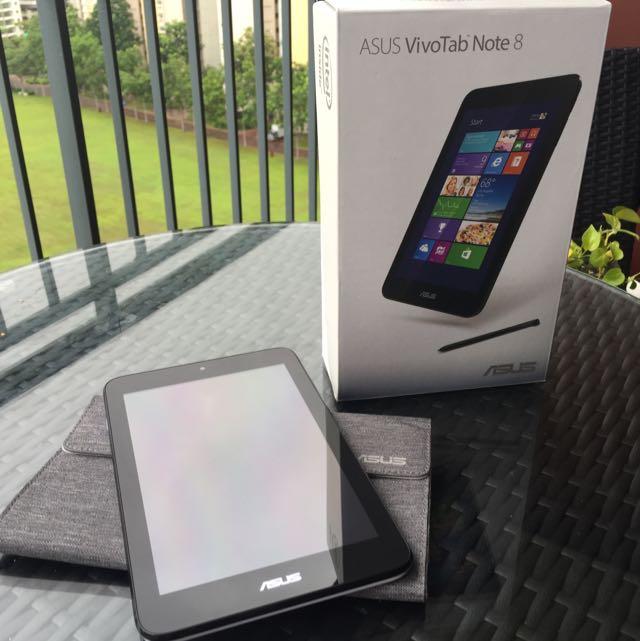 Asus Vivotab Note 8 Windows 8 Tablet