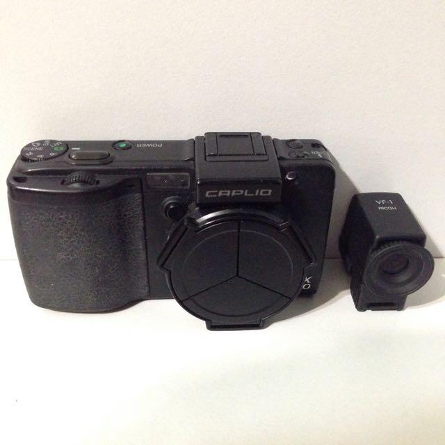 (保留)隨便賣!!Ricoh理光相機GX100公司貨