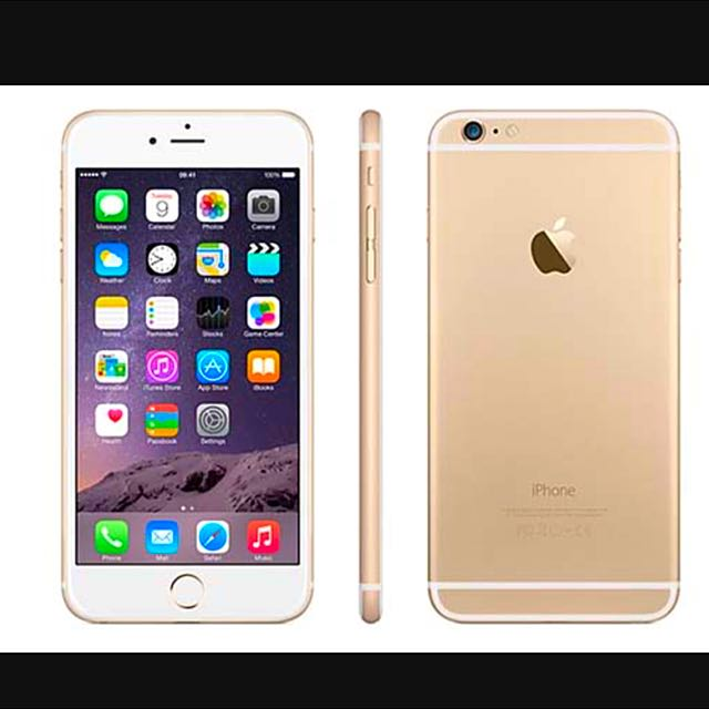 Iphone 6, 16gb Gold,