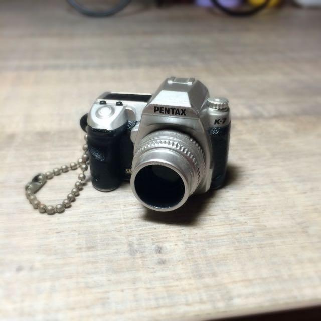 Pentax相機擬真扭蛋