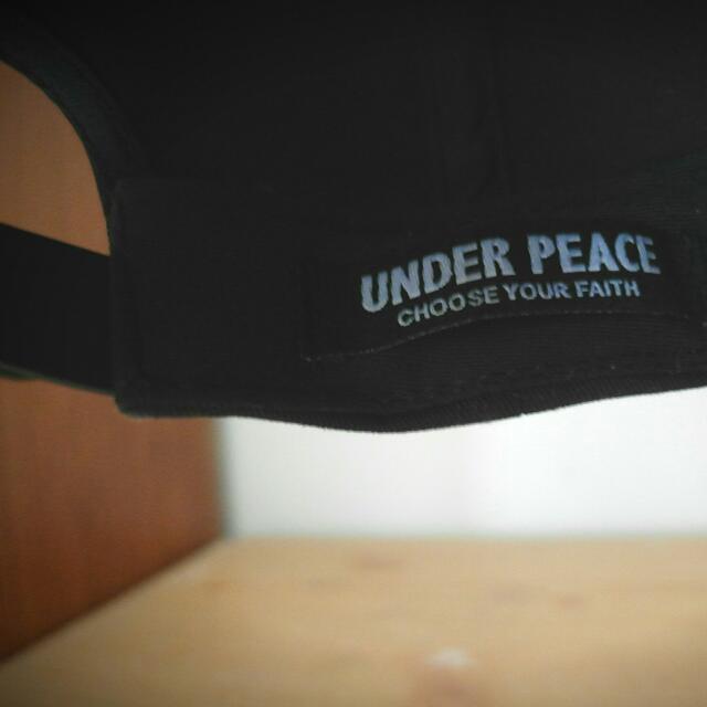 Under Peace 潮牌棒球帽