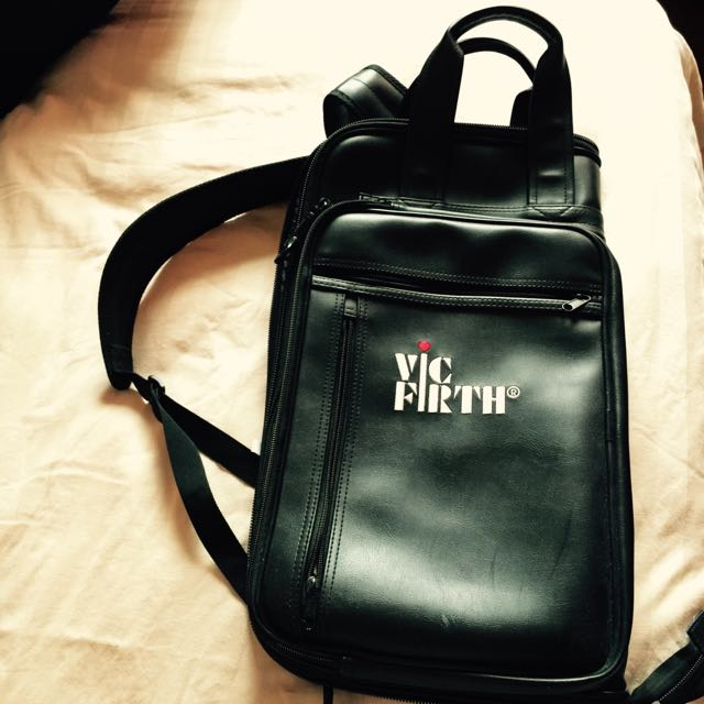 Like New Vic Firth Sbag 2 Deluxe Stick Bag Music Media On Carou