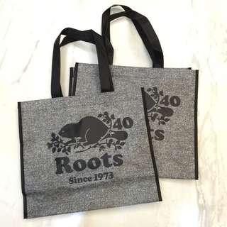 Roots 會員購物袋 環保袋