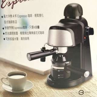 鍋寶義式濃縮咖啡機 CF-808