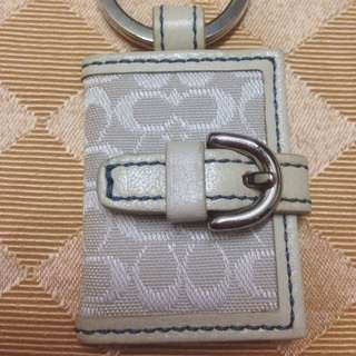Coach鑰匙圈