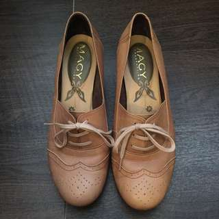 Macy 日本風少女鞋
