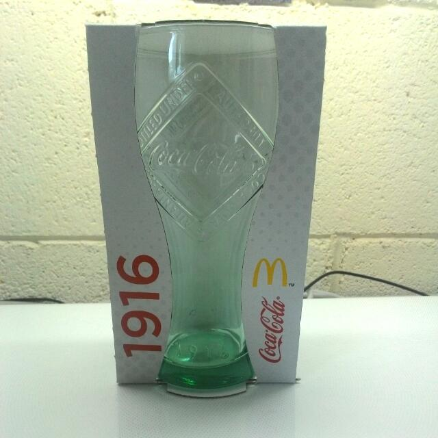 可口可樂玻璃杯1916