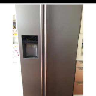 Samsung 2 Door Side By Side Fridge