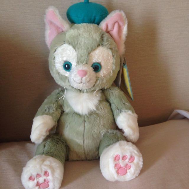 東京海洋迪士尼 傑拉東尼 Gelatoni 貓