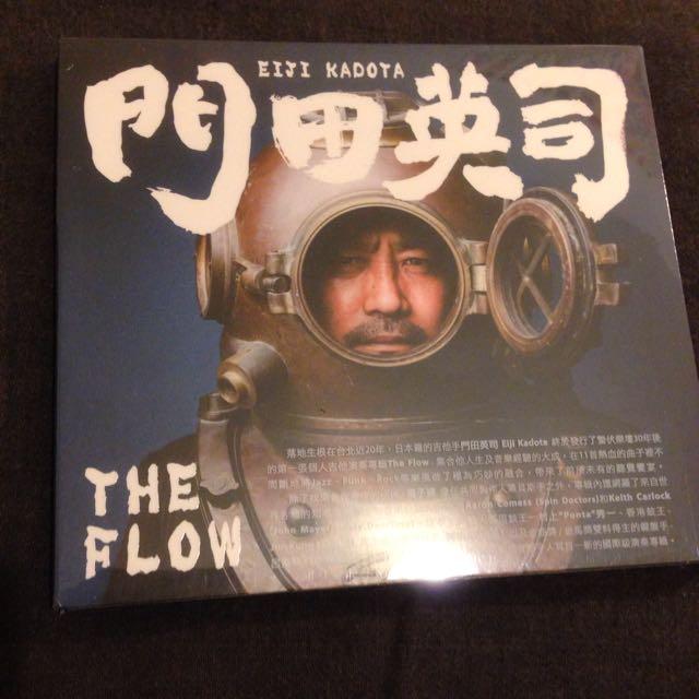 EIGI KADOTA 門田英司 個人吉他演奏專輯THE FLOW