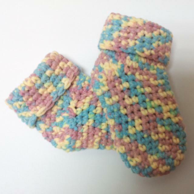 Handmade Crochet Baby Socksbooties Design Craft On Carousell