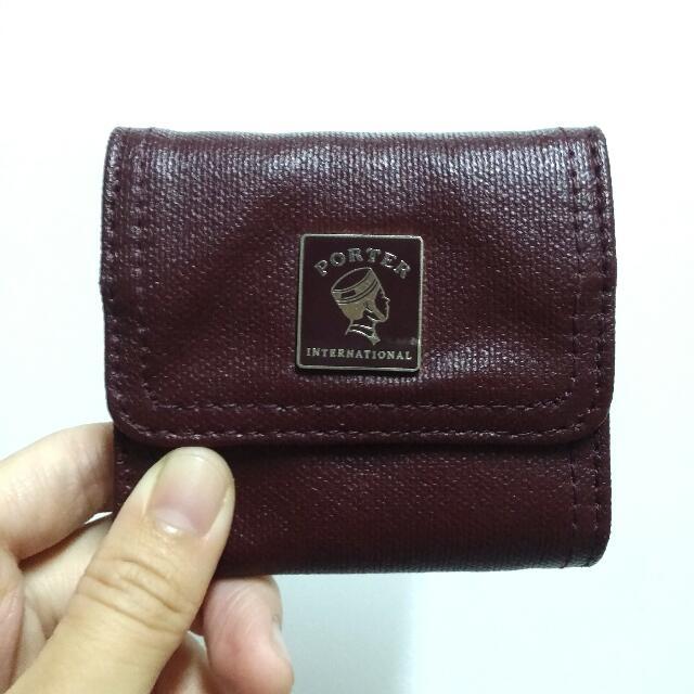 Porter零錢包(含運)
