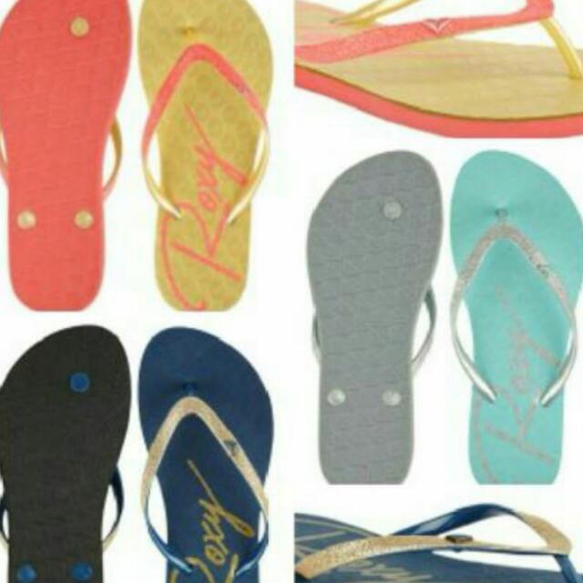 Roxy海灘鞋