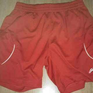 Lining Badminton Short