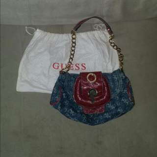 Pre-loved Guess Small Bag