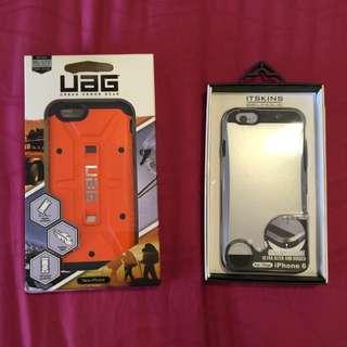 iPhone 6 Case (UAG & Itskins)