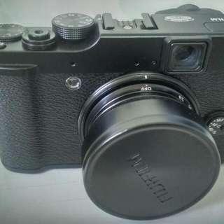 富士X10 輕巧隨身相機📷送三腳架
