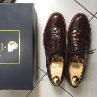 Mannish Leather Shoes (ON HOLD)
