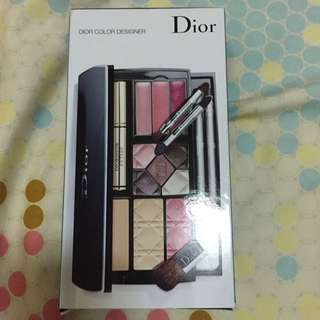 全新Dior 彩妝旅行組 ALL-IN-ONE MAKEUP PALETTE