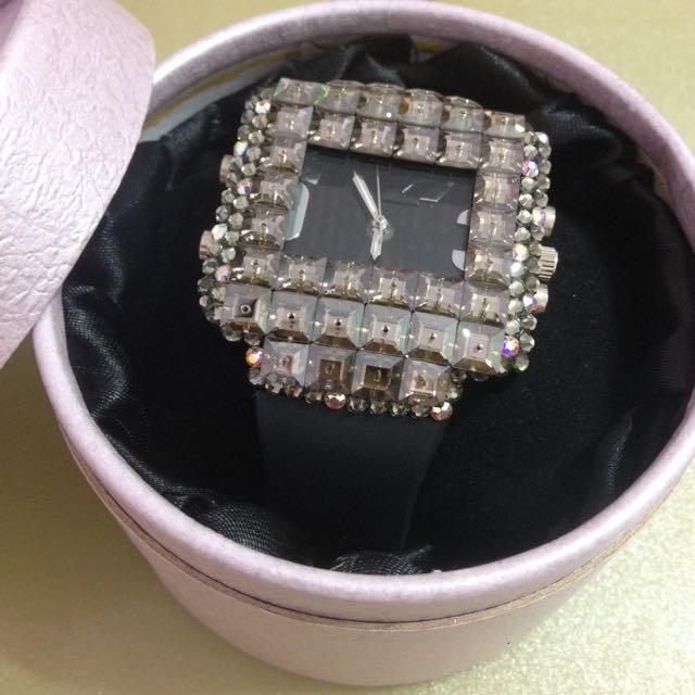 二手*日本進口鑽錶可議含運