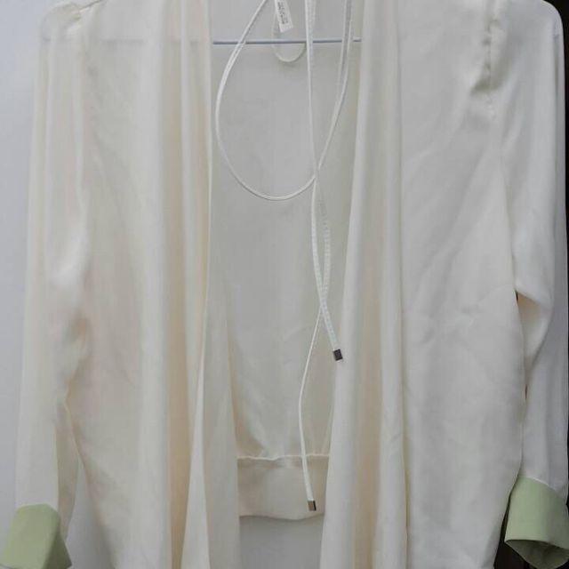 韓國購買春夏輕薄罩衫