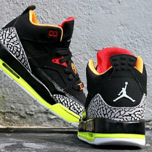 (保留中)✨價錢可議 Nike Air Jordan Son Of Mars 火星之子