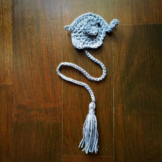 Crochet Pencil Bookmark - premium & free patterns - Ribbelmonster | 641x640